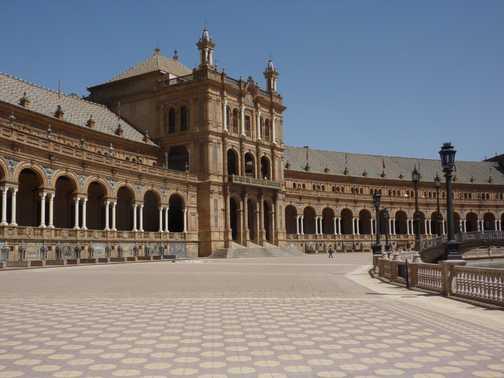 cortijo Spain