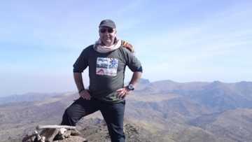 Peak of Ras Dashan
