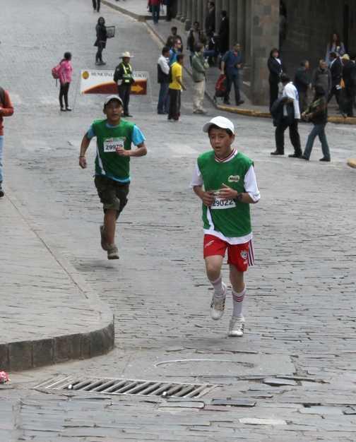 Road race, Cusco