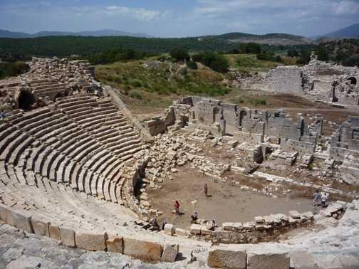 Patara Colliseum