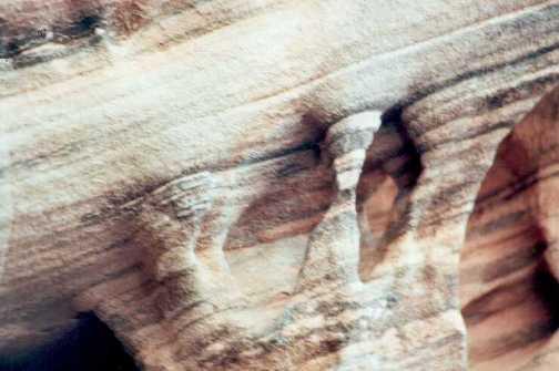 Angels Landing - the narrow bit