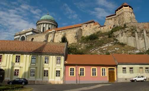 Esztergom, Danube