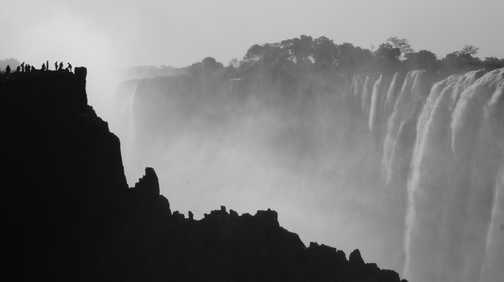 Zimbabwe sillouettes