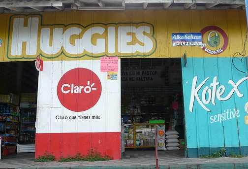 Island store