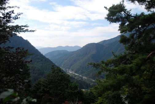 Japansese Alps