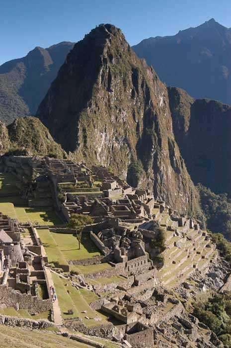 Machu Picchu dawn 2