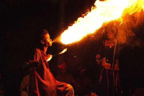 Fire Eater Jaipur