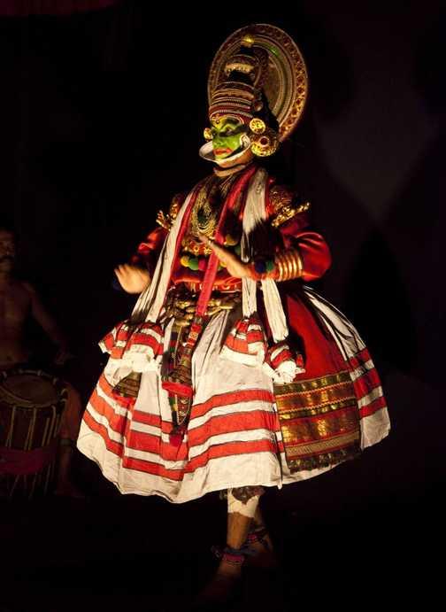 Kathakali Dance in Kerala