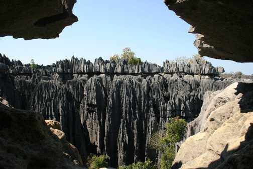 Tsingy Bemahara NP