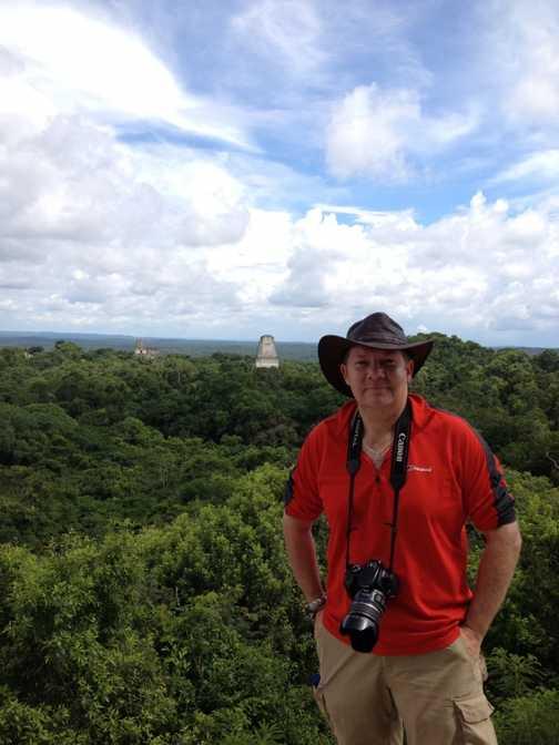 Tikal, Star Wars location