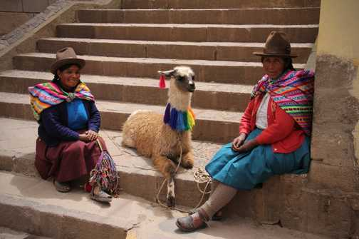 Cusco Steps