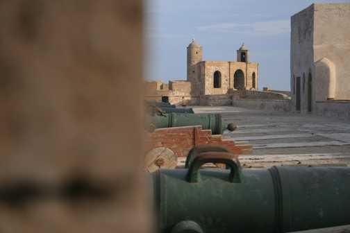 Portugese Fort in Essaouira