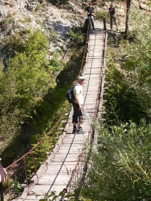 The Indiana Jones Bridge !