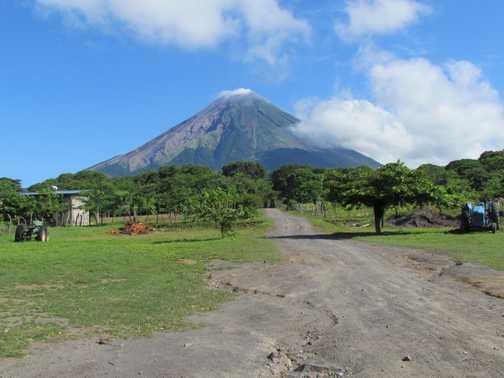 Concepcion Volcano