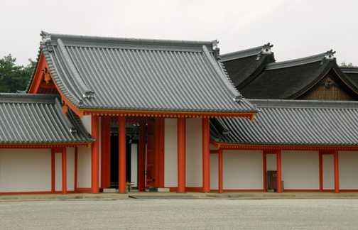 Imperial Palace in Kyoto
