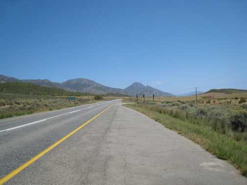 its a flat road everyone - my favourite