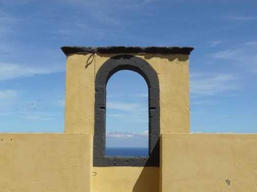 Castle overlooking Funchal