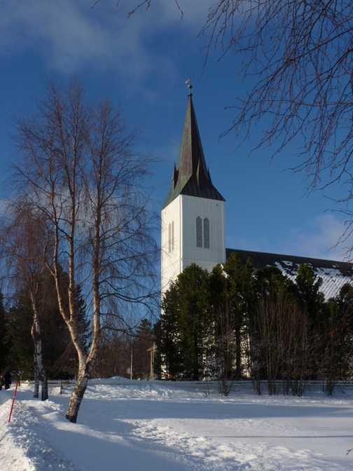 Typical Church