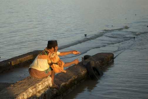 Fishing Lake Tana