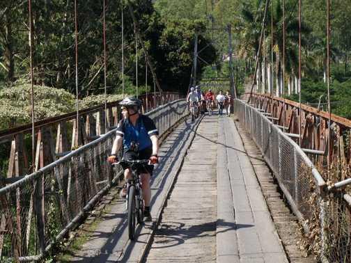 Bridge - Orosi Valley