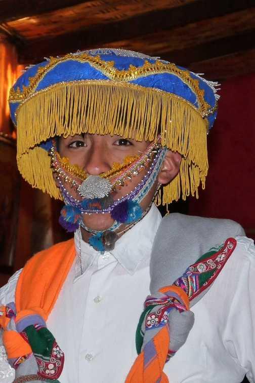 man costume
