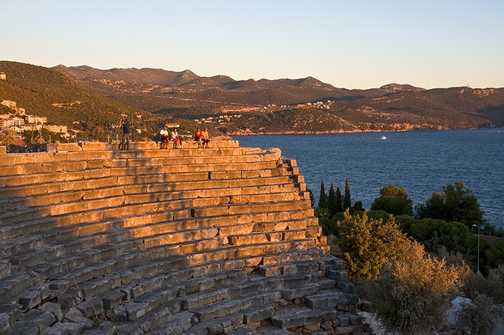 Kas Amphitheatre