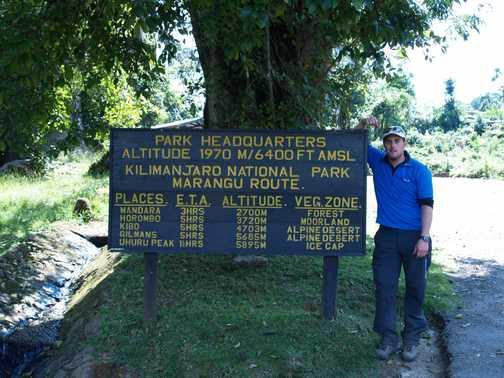 Kili National park
