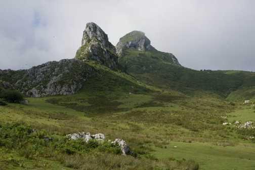 Pandescura peak