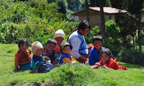 Kiddies at Saywiti