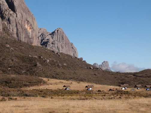 Adringitra campsite