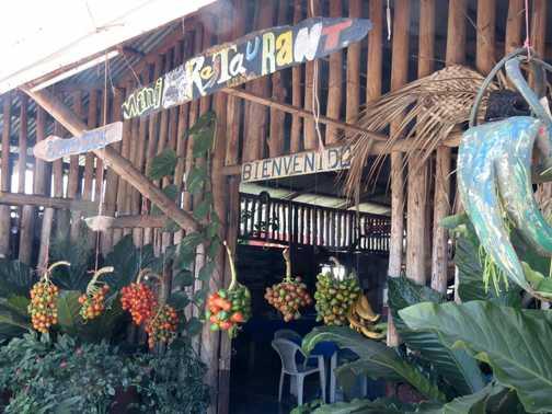 Restaurant - Tucurrique