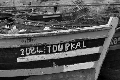Boats at Essaouira