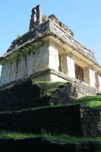 Palace, Palenque