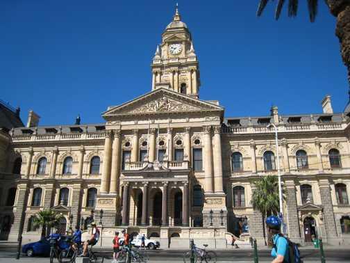 Cape Town building