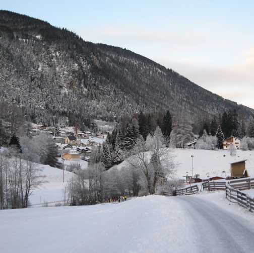 Day 1 Gschnitz valley return to Trins