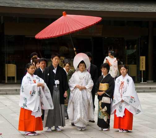 Tokyo Wedding Party