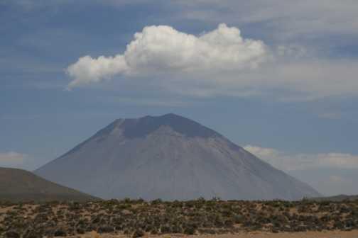 Peruvian Volcano