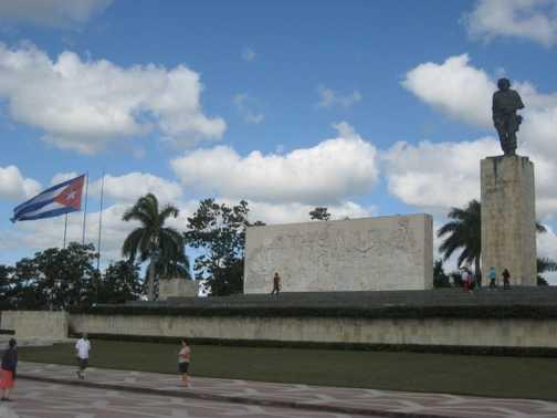 Che monument @ Santa Clara