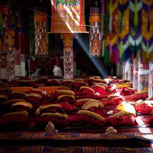 Tibetan Religion, Drepung Monastery