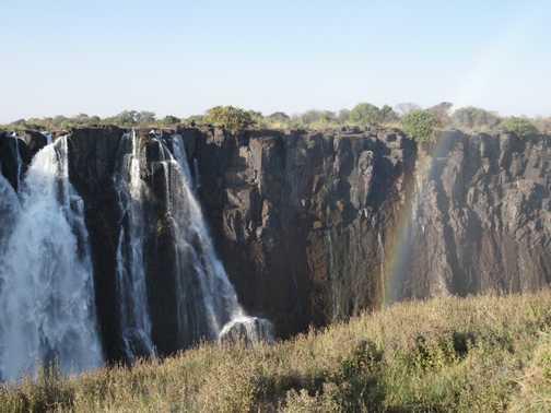 Victoria Falls (Zambian Side)