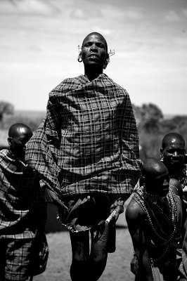 Masai Jumping