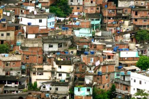 Rocinha Houses