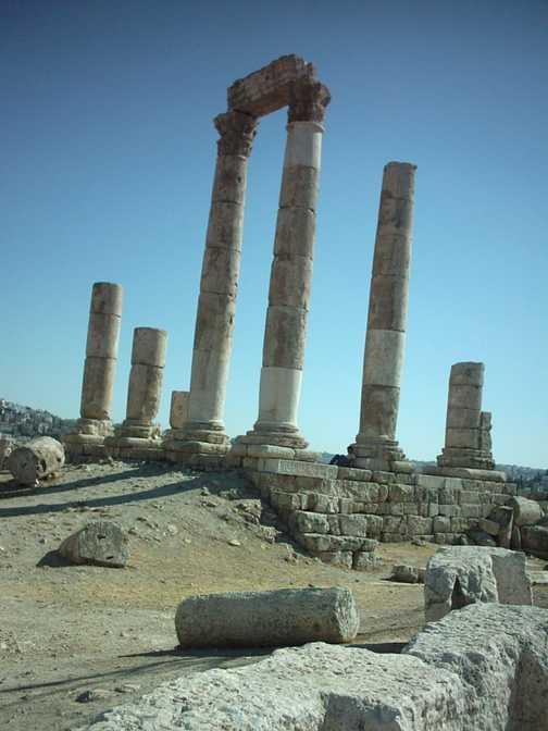 Hercules temple, Amman