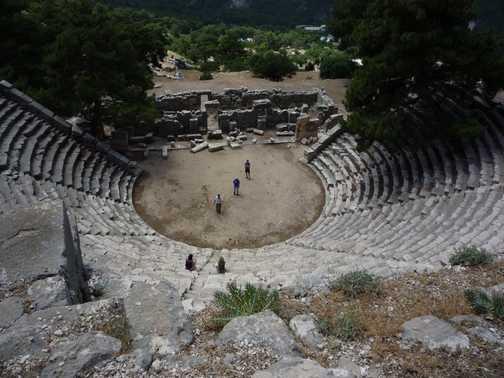 Colliseum at Arycanda