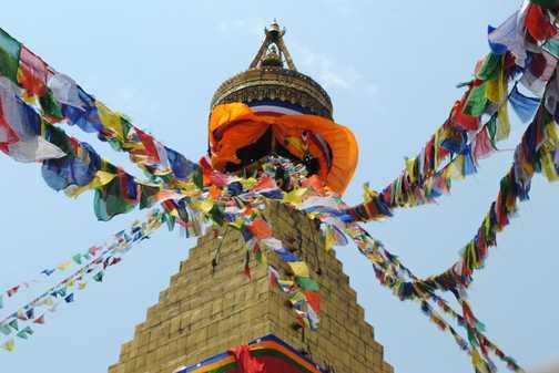 Boudhanath - Kathmandu
