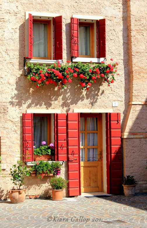 Colourful Cottage, Caorle