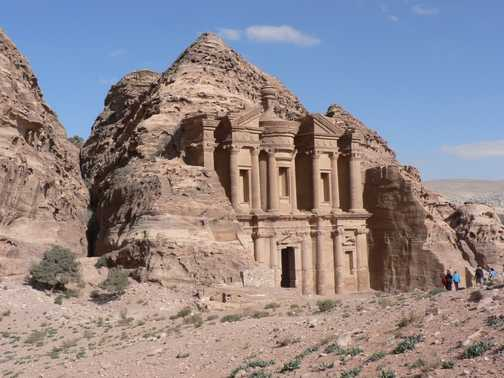 Petra, where else?