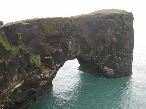 Dyrholaey - southernmost tip of Iceland