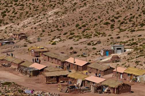 Machuca Village