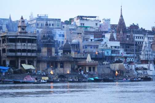 Varanassi - Ganges
